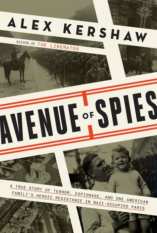 "Review of ""Avenue of Spies"" by Alex Kershaw"