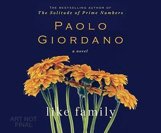 """Like Family"" by Paolo Giordano"
