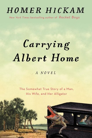 "Review of ""Carrying Albert Home"" by Homer Hickam"