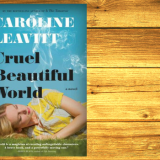 "Review of ""Cruel Beautiful World"" by Carolyn Leavitt"