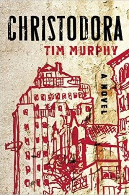 Giveaway and Review Of Christodora by Tim Murphy