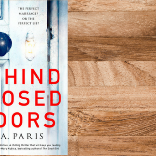 "Review of ""Behind Closed Doors"" by B.A. Paris"