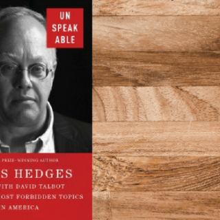 Review of Unspeakable by Chris Hedges