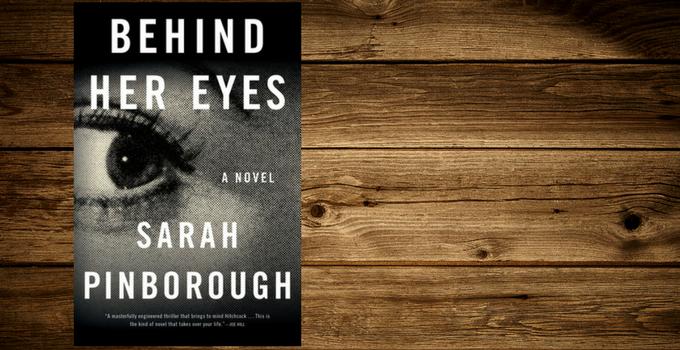 Review of Behind Her Eyes by Sarah Pinborough