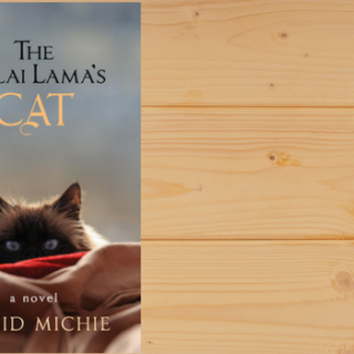 Throwback Thursday: The Dalai Lama's Cat