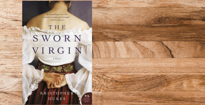 Blog Tour: The Sworn Virgin by Kristopher Dukes
