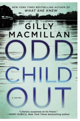 Blog Tour and Giveaway: Odd Child Out
