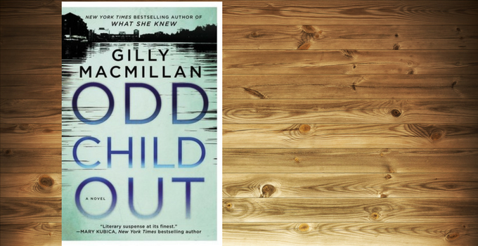 Odd Child Out Gilly Macmillan