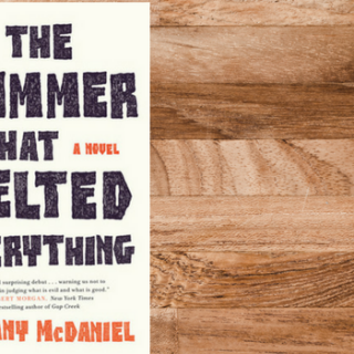 First Chapter/First Paragraph: The Summer that Melted Everything