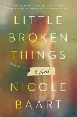 Blog Tour and Giveaway: Little Broken Things