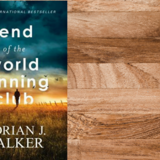 First Chapter/First Paragraph: The End of the World Running Club