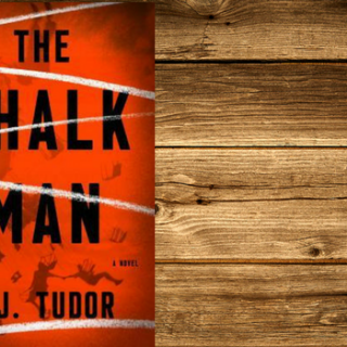 Blog Tour and Giveaway: The Chalk Man by C.J. Tudor