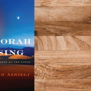 Blog Tour: Deborah Rising by Avraham Azrieli