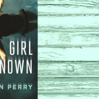 Blog Tour: Girl Unknown