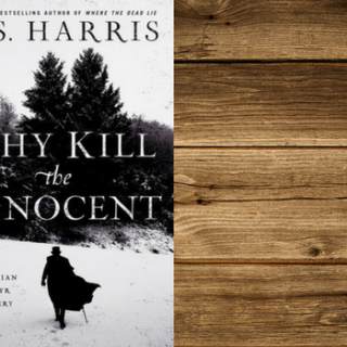 Blog Tour and Giveaway: Why Kill the Innocent by C.S. Harris