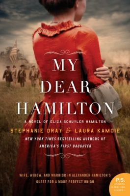 Blog Tour: My Dear Hamilton by Stephanie Dray and Laura Kamoie