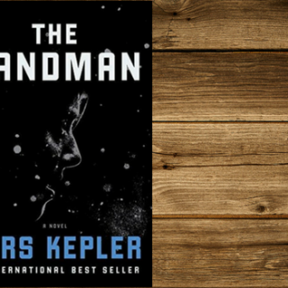 Book Review: The Sandman by Lars Kepler