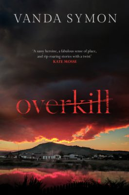 Blog Tour: Overkill by Vanda Symon @vandasymon @orendabooks @annecater