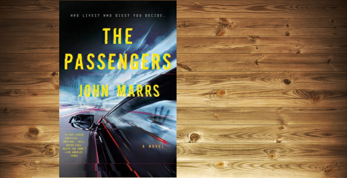 Blog Tour and Giveaway: The Passengers by John Marrs