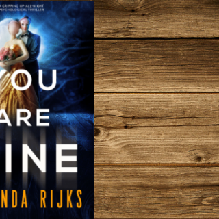 Blog Tour: You Are Mine by Miranda Rijks